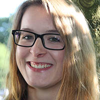 Germaine Ottens, Ausbildung zur Kauffrau für Büromanagement