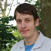 Niklas Will, Ausbildung zur Fachkraft für Lagerlogistik