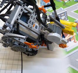 First Lego League Roboter
